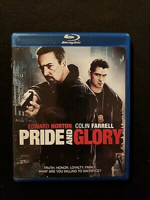 Pride And Glory Blu ray, L34 A2.