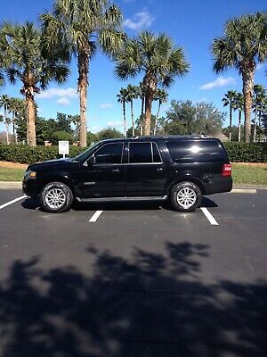 2008 Ford Expedition  UV limousine