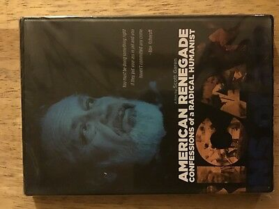 American Renegade Confessions of a Radical Humanist DVD Abe Osheroff, Jeff Rona