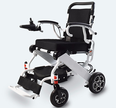 SpeedCare FDA Approved Foldable Super Light Weight Electric Wheelchair
