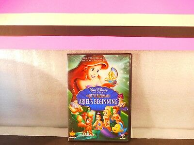 The Little Mermaid - Ariels Beginning on DVD