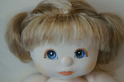 Mattel My Child Doll - 2 Tone Ash Blonde - Blue Eyes - Factory Faults - Lovely