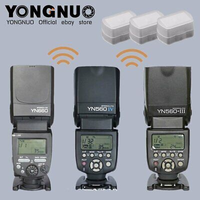 YONGNUO flash speedlite YN560IV YN560III YN660 YN560TX II for opt /CANON NIKON