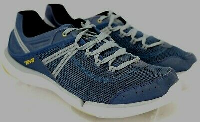 5bc00eff8497 Teva Evo Outdoor  90 Men s Water Shoes Size 9.5 Blue