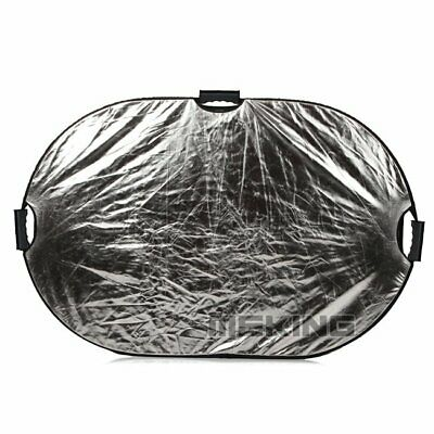 """32x48"""" 5in1 Photography Light Mulit Collapsible Portable Photo Reflector80x120cm"""