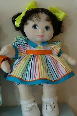My Child Doll Abc Dress - Dress - Panties - Ribbons  (No Doll)