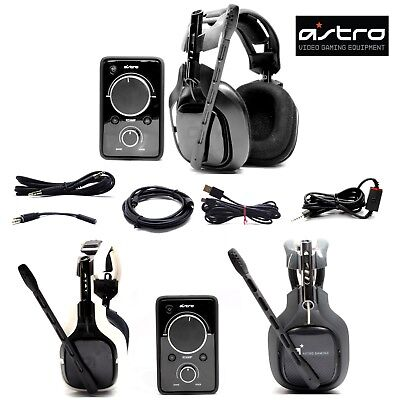 ASTRO A40 GAMING Headset and Mixamp PRO for Xbox ONE Ps3 Ps4