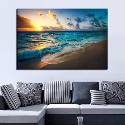 Oil Painting Printed On Canvas Vivid Picture Artwork Prints for Walls Decor