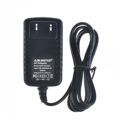 ABLEGRID 6V AC Adapter For Salter Brecknell LPS400 LPS-400 Shipping Scale Power