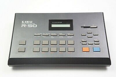 KAWAI R-50 R50 Digital Electronic Drum Machine Vintage RARE