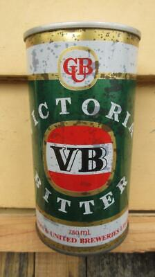 1970's Circa Victoria Bitter (Large) 750ml. Carlton & United Breweries Limited M