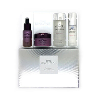 [MISSHA] Time Revolution Special Miniature Kit Sample - 1pack (4item)