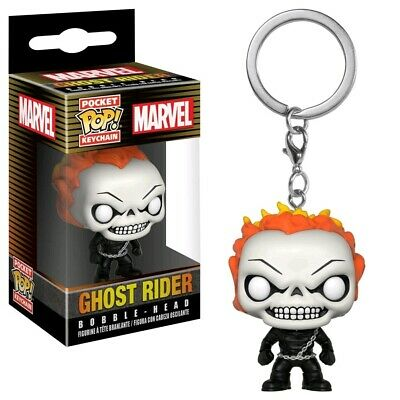NEW! Funko Pocket Pop! Keychain Marvel Agents of S.H.I.E.L.D. Ghost Rider