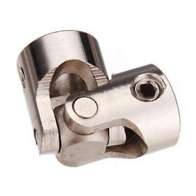 Fit For RC Car Boat Toy Universal Metal Joint Brushless Shaft Coupling 3/4/5/6mm
