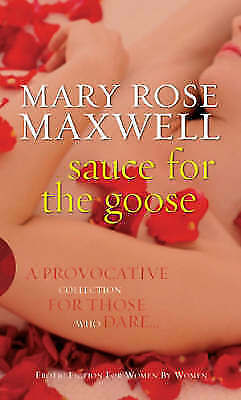 Sauce For the Goose, Maxwell, Mary Rose, Book