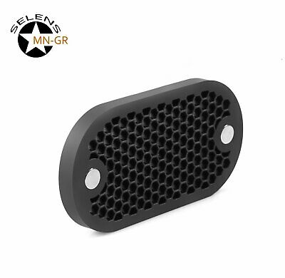 Selens Magnetic Flash Modifier Honeycomb Grid For Canon YongNuo Flash Speedlite