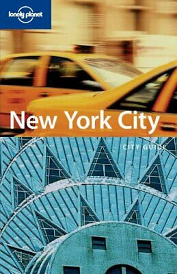 New York City Guide Pack (Lonely Planet City Guide)