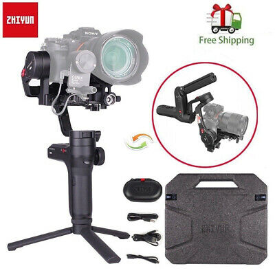 Zhiyun Weebill Lab 3-Axis Handheld Gimbal Stabilizer for Sony Mirrorless Cameras