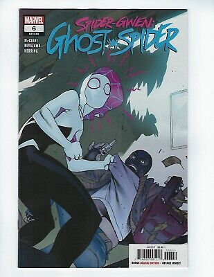 Marvel Comics, MAY 2019 SPIDER-GWEN GHOST SPIDER # 6 NM NEW