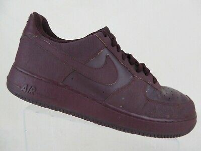 56e191683dab NIKE LUNAR REJUVEN8 Maroon Unreleased Sample Shoe NO BOX TOP SZ 9 ...