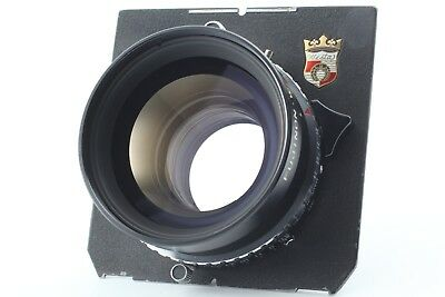 🔴FedEx✈︎【EX+++】Fuji Fujinon W 210mm F5.6 Large format Lens Copal No1 From Japan