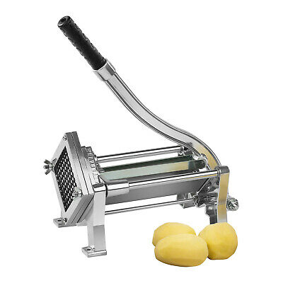 Potato Chipper Vegetable Cutter Stainless Steel Chip French Fries Onions Carrots