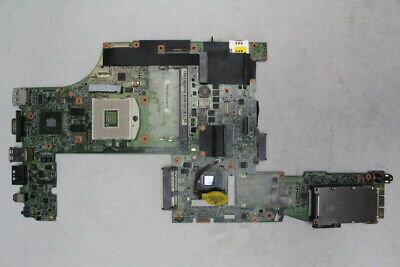 LENOVO THINKPAD T510 Motherboard 75Y4108 with Frame nVidia Graphics