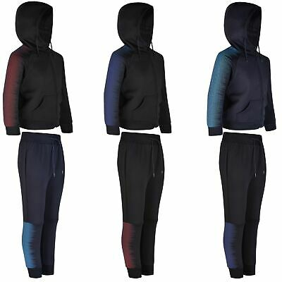 Girls Boys Jacket or Trousers Kids Hooded Top Jogging Pants Bottoms 3-16 Years