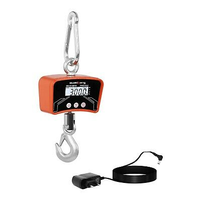 Weighing Digital Industrial Hanging Scales Pro Scale 300 Kg / 100 G
