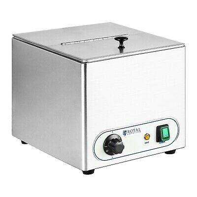 Hot Dog Machine Commercial Sausage Warmer Electric Steamer Hotdog Cooker 100W