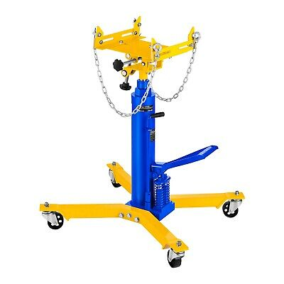 Support 500Kg Heavy Duty Jack Trolley Transmission Gearbox Engine