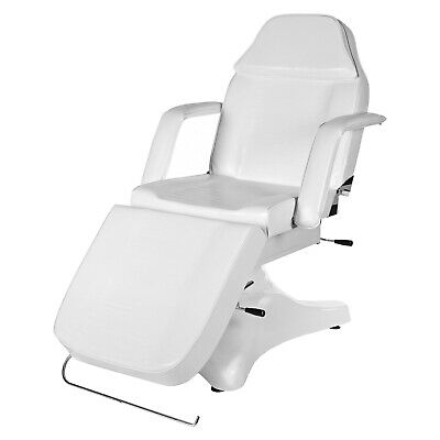 Massage Couch Pedicure Tattoo Chair White New Therapy Table Spa Relax Bed