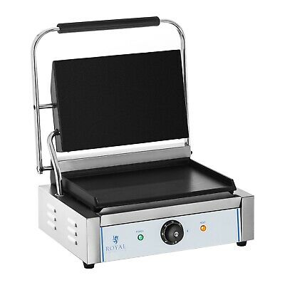 230V Powerful 2200W 34.5X 23 Cm Plate Grill Toaster Panini Contact Grill