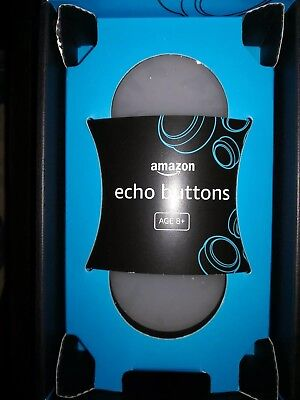 Amazon Echo Buttons Gaming Gadget for Alexa - 2-Pack