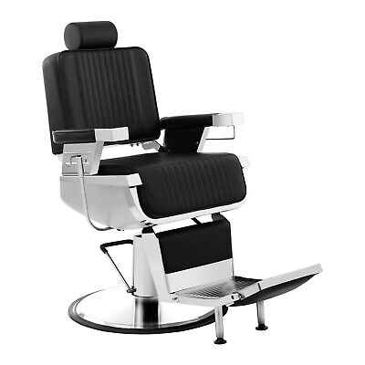 Footrest Height And Headrest Chair Barber Hairdressing Chair Adjustable