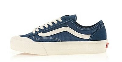3ff1fa8f3e33 DS VANS OLD Skool Style 36 Dress Blues Marshmallow Navy Asia Release ...