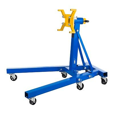 Engine Stand Heavy Duty Swivel Transmission Engine Gearbox Workshop Stand  900Kg