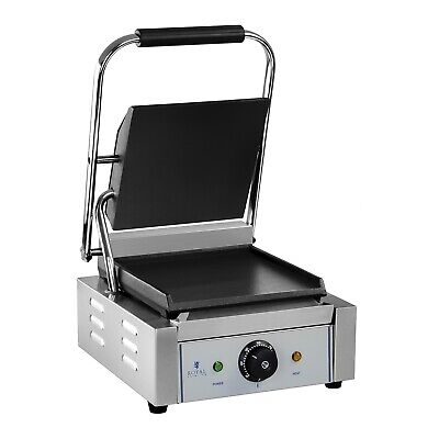 Energy Efficient 1800W With Drip Tray Grill Gastro Hot Sandwich Maker