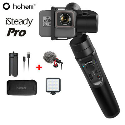 Hohem iSteady Pro/Mobile 3-Axis Stabilizer for GoPro Hero For Phone for YI SJCAM