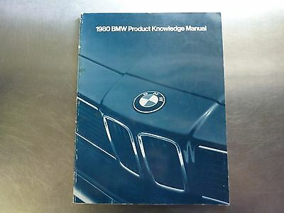 BMW Product Knowledge Manual - 1980