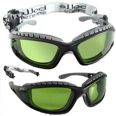 Bolle Welding Goggle Tracker Shade 5 Safety Glasses TRACWPCC5