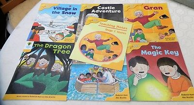 Oxford Reading Tree ORT Stages 5 x 6 Books + Teaching Notes