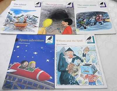 Oxford Reading Tree ORT Stage 9 & 11 More Jackdaws Books x 5
