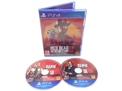 Juego Ps4 Red Dead Redemption 2 Ps4 4554439