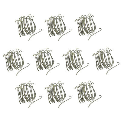200pcs/Lot Tibetan Silver Metal Bookmarks Stationery Label Jewelry Findings