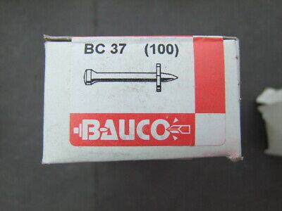 Bauco BC37 Hilti type GP Nails ( Suit DX460 ) Boxed 100