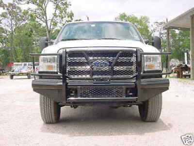 2006 Ford F250 Front Bumper >> New Ranch Style Front Bumper 05 06 07 Ford F250 F350 2005 2006 2007 Super Duty