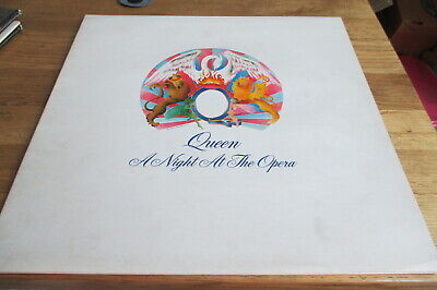 "Queen ""a Night At The Opera"" Emtc 103 '75 1St Press 6/4  Blairs/ Embossed  Ex+"