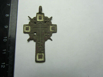 Ancient cross  Ancient find  Metal detector finds №835 100% original