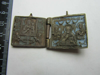 Ancient icon  Ancient find  Metal detector finds №856 100% original